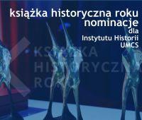 Nominowani do nagrody Książka Historyczna Roku