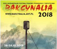 Bakcynalia 2018 - zaproszenie