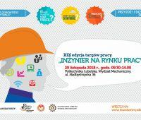 XIX edycja Targów Pracy - 20 listopada 2018 r.