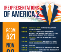 "Konferencja ""(Re)Presentations of America 2""..."
