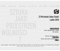 23 WSCHODNI SALON SZTUKI