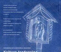 """Konferencja """"Kultura tradycyjna w perspektywie ochrony..."""