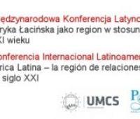 IIIrd International Conference in Latin American Studies,...