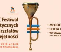 IX edycja Festiwalu Artystycznych Warsztatów Umiejętności...