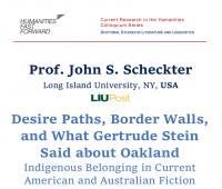 Wykład prof. Johna S. Schecktera