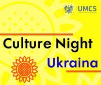 """""""Culture night - Ukraina"""" na UMCS"""