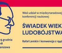 Świadek wieku ludobójstwa. Rafał Lemkin i konwencja z...