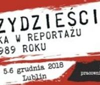 """Konferencja """"Trzydzieści. Polska w reportażu po 1989 roku"""""""