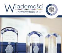 """""""Wiadomości Uniwersyteckie"""" - wydarzenia październik..."""