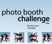 Zaproszenie na Photo Booth Challenge (6 grudnia 2018 r.)