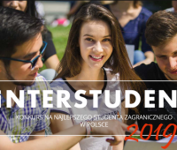 Konkurs na najlepszego studenta zagranicznego w Polsce 2019