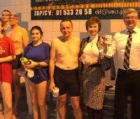 Rekordowy wynik VI edycji sztafety pływackiej UMCS