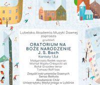 Oratorium na Boże Narodzenie Jana Sebastiana Bacha