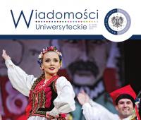 """""""Wiadomości Uniwersyteckie"""" - wydarzenia listopad 2018"""