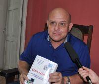 Wizyta Dagoberto Valdesa Hernandeza na Wydziale Politologii