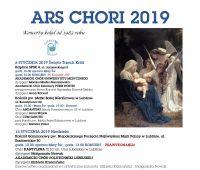 ARS CHORI 2019