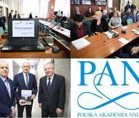 Posiedzenie Komitetu NOiZ PAN- fotorelacja