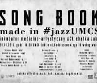 Koncert Song Book Made in #jazzUMCS