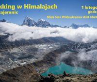 """""""Trekking w Himalajach bez tajemnic"""" - zaproszenie"""