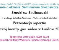 Seminarium Groznawcze 2019