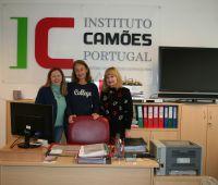 Visita de cortesia da Senhora Monica Renata Salski na UMCS