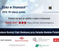 Konkurs Komisji Etyki Bankowej przy Związku Banków Polskich