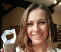 Dr inż. Anna Sawicka z nagrodą Ministra