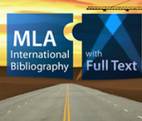 MLA International Bibliography with Full Text