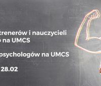 Nowy kierunek- Psychologia sportu