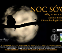 """""""Noc Sów"""" na UMCS (16-17.03.)"""