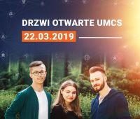 Zapraszamy na Drzwi Otwarte UMCS 2019!