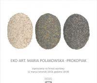 Finisaż wystawy Marii Polakowskiej-Prokopiak