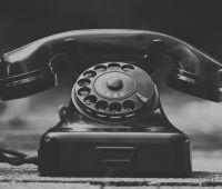 Ogłoszenie dot. korzystania z telefonów stacjonarnych