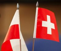 Wykład ambasadora Szwajcarii
