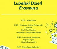 Lublin Erasmus Integration Day (14.03.)
