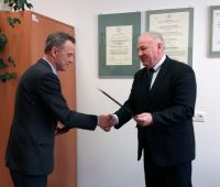 Podpisanie umowy o współpracy z Gminą Kodeń