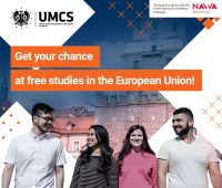Visit the UMCS Doors Open Day and win Tuition-Free Studies!