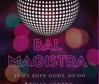 Zaproszenie: Bal Magistra