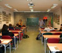 Visita dos alunos da Escola Secundária Królowa Jadwiga de...