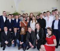 II LO z Lubartowa zwycięzcami IX Debaty Politologicznej