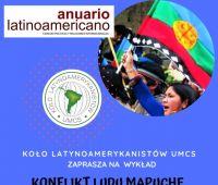 Koło Latynoamerykanistów UMCS zaprasza na wykład