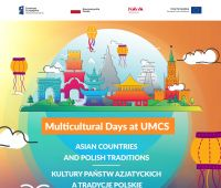 Multicultural days at UMCS - Asian Countries and Polish...