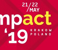 Zaproszenie na Impact'19 oraz Cracow Tech Week