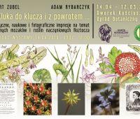 Wystawy na otwarcie Ogrodu Botanicznego UMCS