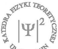 Seminarium KFT Instytutu Fizyki UMCS 17.12.2019 r.