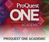 Zapraszamy do testowania bazyProQuest One Academic
