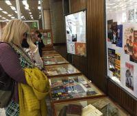 Wystawa Biblioteki Głównej UMCS z okazji 75-lecia uczelni
