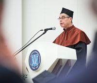 Prof. Langacker doktorem honoris causa UMCS