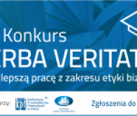 XIV Konkurs VERBA VERITATIS na najlepszą pracę z zakresu...
