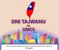Dni Tajwanu na UMCS (16-17.05.)